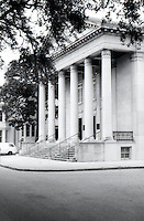 Savannah: First Baptist Church, 1833.