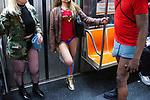 No Pants Subway Ride in NYC 2020