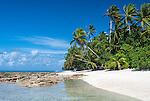 Tepuka Island. Funafuti Marine Conservation Area, Tuvalu