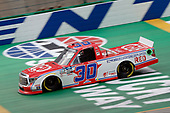 July 11, 2020:  #30: Brennan Poole, On Point Motorsports, Toyota Tundra RememberEveryoneDepoloyed.org during Buckle Up In Your Truck 225 at Kentucky Speedway in Sparta, KY. (HHP/Harold Hinson)