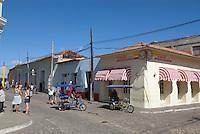 Cuba, Restaurant in Trinidad