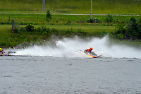 Frame 9: 30-H, 44-S spins out in turn 2   (Outboard Hydroplanes)   (Saturday)