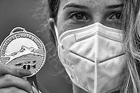 SALIN Giulia Italian Champion<br /> 400m Freestyle Women<br /> Roma 11/08/2020 Foro Italico <br /> FIN 57 Trofeo Sette Colli 2020 Internazionali d'Italia<br /> Photo Andrea Staccioli/DBM/Insidefoto