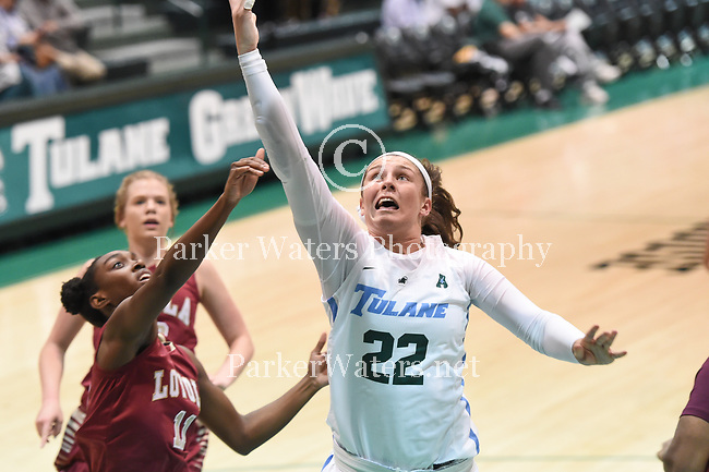 Tulane tops Loyola, 78-48, in exhibition play.