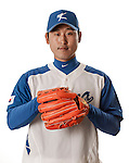 TAICHUNG, TAIWAN - FEBRUARY 27: Yoon SukMin of Team Korea poses during WBC Photo Day at the Douliu Baseball Stadium on February 27, 2013 in Douliu, Taiwan. Photo by Victor Fraile / The Power of Sport Images