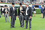 Scenes from around the track during Royal Ascot at Ascot Racecourse on June 23, 2012 at Ascot Racecourse in Ascot, England.  (Bob Mayberger/Eclipse Sportswire)