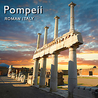 Pictures of Pompeii - Pompeii Archaeological Site Images