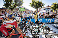 stage finish <br /> <br /> Stage 7 from Millau to Lavaur (168km)<br /> <br /> 107th Tour de France 2020 (2.UWT)<br /> (the 'postponed edition' held in september)<br /> <br /> ©kramon
