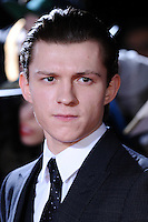 """Tom Holland<br /> at the """"Lost City of Z"""" premiere held at the British Museum, London.<br /> <br /> <br /> ©Ash Knotek  D3229  16/02/2017"""