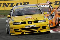 Round 7 of the 2005 British Touring Car Championship. #57. Luke Hines (GBR). SEAT Sport UK. SEAT Toledo.
