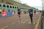 2019-11-17 Brighton 10k 13 AB Finish rem