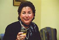 The Degenfeld winery in Tarcal, Tokaj: Countess Marie Gräfin von Degenfeld, owner. Degenfeld is a Tokaj producer in Tarcal owned by the count and countess von Degenfeld  Credit Per Karlsson BKWine.com