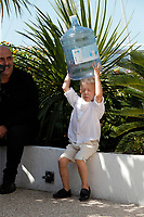 """CANNES, FRANCE - JULY 17: Kylian Dheret at the """"Vortex"""" photocall during the 74th annual Cannes Film Festival on July 17, 2021 in Cannes, France. <br /> CAP/GOL<br /> ©GOL/Capital Pictures"""