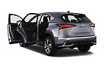 Car images close up view of a 2018 Lexus NX Executive Line 5 Door SUV doors