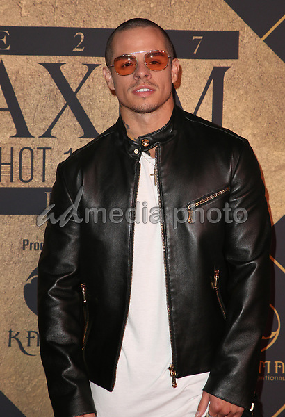 25 June 2017 - Hollywood, California - Casper Smart. 2017 MAXIM Hot 100 Party held at the Hollywood Palladium. Photo Credit: F. Sadou/AdMedia
