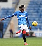 25.07.2020 Rangers v Coventry City: Calvin Bassey