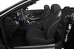 Front seat view of 2019 Mercedes Benz S-Class S-560 2 Door Convertible Front Seat  car photos