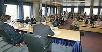 20050105, Rotterdam, ABNAMRO WTT persconferentie
