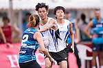 KPMG vs PCCW Solutions during Swire Touch Tournament on 03 September 2016 in King's Park Sports Ground, Hong Kong, China. Photo by Marcio Machado / Power Sport Images