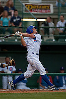 April 10th 2010: Kyler Burke of the Daytona Cubs in the game against the Brevard County Manatees at Jackie Robinson Ballpark in Daytona Beach, FL (Photo By Scott Jontes/Four Seam Images)