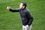 FC Barcelona's second coach Juan Carlos Unzue during La Liga match. February 26,2017. (ALTERPHOTOS/Acero)