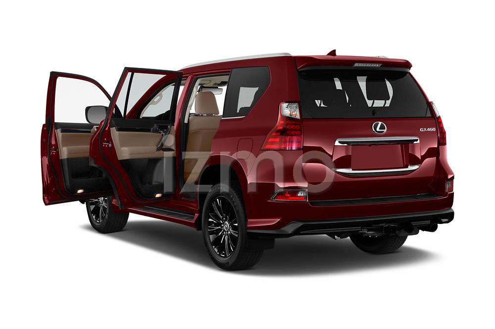 Car images of 2020 Lexus GX - 5 Door SUV Doors