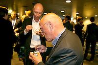 08-10-13, Netherlands, Rotterdam, Ahoy, tennis, Tennis meets Business, , <br /> Photo: Henk Koster