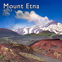 Mount Etna Sicily | Etna Pictures Photos Images & Fotos