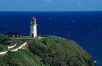 Kilauea Lighthouse, Kauai, Hawaii, USA, August 1996