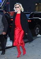 NEW YORK, NY- November 04: Elizabeth Banks at Good Morning America promoting  Charlie's Angels on  November 04, 2019 in New York City. Credit: RW/MediaPunch