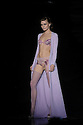 Cibeles Madrid Fashion Week. Madrid. Spain. Archive. Veronica Blume