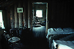 RESTORED OLD CABIN IN COLORADO