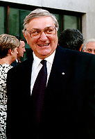 1998 File Photo<br /> Canada General Governor Romeo Leblanc photo by Pierre Roussel / Images Distribution