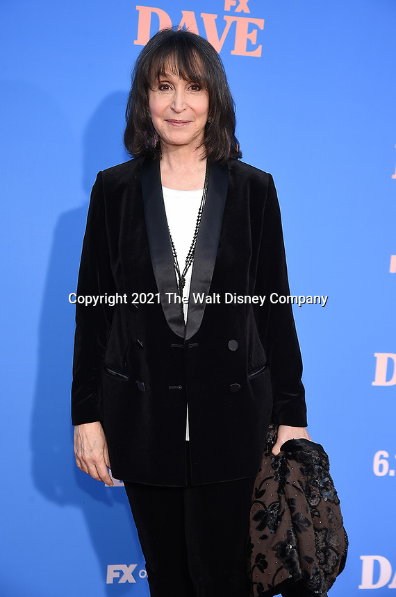 """LOS ANGELES, CA - JUNE 10: Gina Hecht attends the Season Two Red Carpet event for FXX's """"DAVE"""" at the Greek Theater on June 10, 2021 in Los Angeles, California. (Photo by Frank Micelotta/FXX/PictureGroup)"""