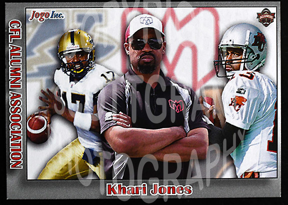 Khari Jones-JOGO Alumni cards-photo: Scott Grant