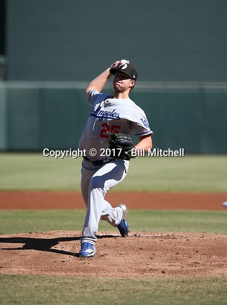 Andrew Sopko - Glendale Desert Dogs - 2017 Arizona Fall League (Bill Mitchell)