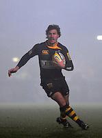 Photo: Tony Oudot/Richard Lane Photography. London Wasps v Exeter Chiefs. Aviva Premiership. 05/12/2010. .Ben Jacobs of Wasps.