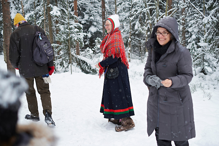 © John Angerson<br /> The Sami are Sweden's, and in principle Europe's, only indigenous people. The Sami culture is a part of Umeå's diversity and the city's history. Umeå will be the first Capital of Culture in Europe to spotlight an indigenous people.