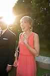 A gala August wedding at Abigail Kirsch's Tappan Hill Mansion