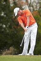 SAN ANTONIO, TX - OCTOBER 16, 2012: The University of Texas at San Antonio Roadrunners host the Lone Star Invitational Golf Tournament at the Hyatt Hill Country Resort. (Photo by Jeff Huehn)