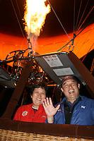 20100415 April 15 Cairns Hot Air