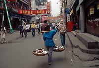 China, Peking, Apotheke TongRenTang in der Dazhalan
