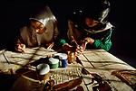 Nile Delta Papyrus Manufacturing