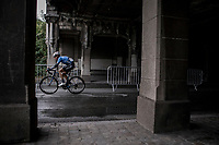 Stijn Devolder (BEL/Veranda's Willems Crelan)<br /> <br /> 78th Euro Metropole Tour 2018<br /> La Louvière – Tournai (BEL): 206km