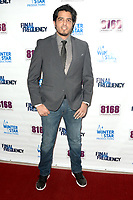"""LOS ANGELES - AUG 11:  Abhay Walia at """"Final Frequency"""" Screening & Red Carpet at Laemmle Town Center on August 11, 2021 in Encino, CA"""
