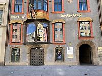 Hard Rock Cafe Innsbruck - Seefeld 26.05.2021: Trainingslager der Deutschen Nationalmannschaft zur EM-Vorbereitung