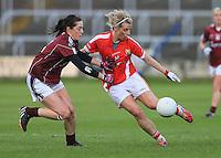 LGFA 2015 Div 1 League Final Replay; Cork v Galway