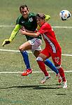 Kitchee vs HKFA U-21 during the Day 3 of the HKFC Citibank Soccer Sevens 2014 on May 25, 2014 at the Hong Kong Football Club in Hong Kong, China. Photo by Victor Fraile / Power Sport Images