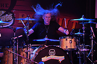 BOCA RATON - FEBRUARY 26: Shawn Beamer of Molly Hatchet performs at The Funky Biscuit on February 26, 2021 in Boca Raton, Florida. Credit: mpi04/MediaPunch