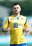 Forfar v St Johnstone….27.07.19      Station Park     Betfred Cup       <br />Matty Kennedy<br />Picture by Graeme Hart. <br />Copyright Perthshire Picture Agency<br />Tel: 01738 623350  Mobile: 07990 594431